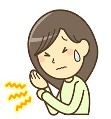和歌山市ひらの整骨院の手首の痛みや指の痛みの施術